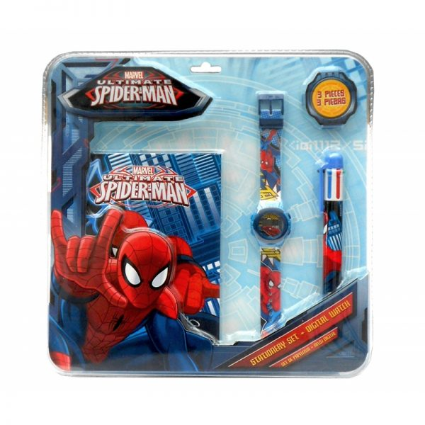 Spiderman uzrasine